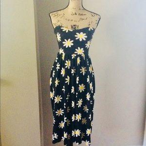 ASOS daisy midi dress